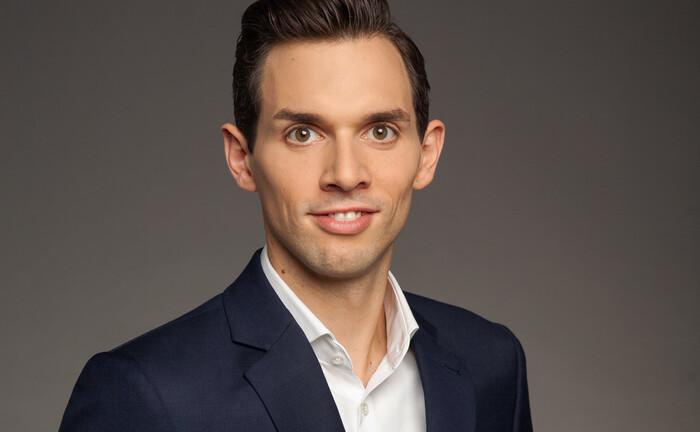 Maximilian Könen von Linus Digital Finance