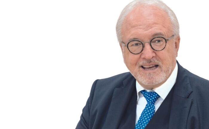 Rudolf Henke: Er ist seit 2020 Vorsitzender des Vorstands der Arbeitsgemeinschaft berufsständischer Versorgungseinrichtungen (ABV). |© ABV