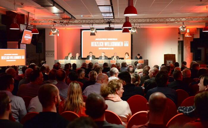 Jahreshauptversammlung in Berlin (2019)