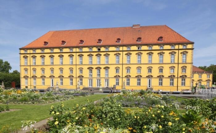 Fürstbischhöfliches Schloss in Osnabrück