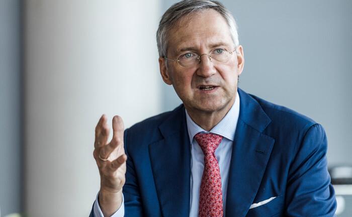 Bert Flossbach, Mitbegründer von Flossbach von Storch
