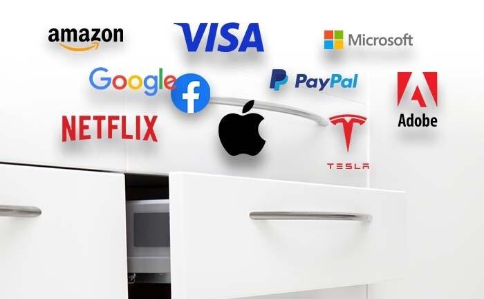 Wagner & Florack: Apple, Alphabet vs. Tesla, Netflix: Krasse Unterschiede|© Wagner & Florack AG