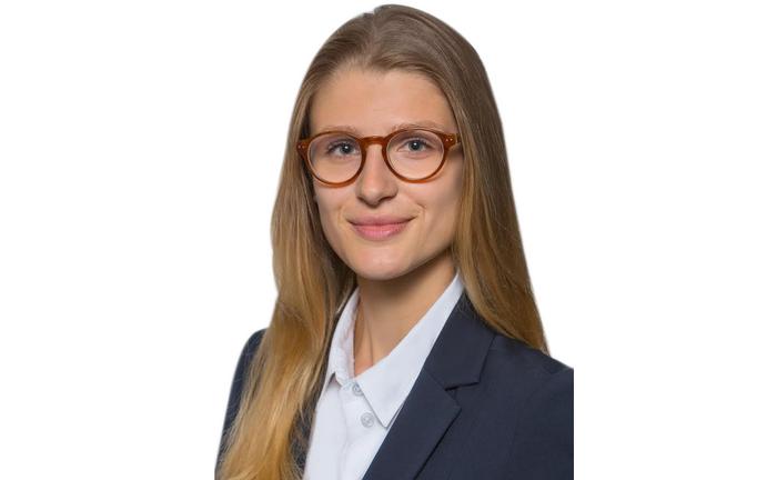 Hanna Kunzmann ist neu bei KKR