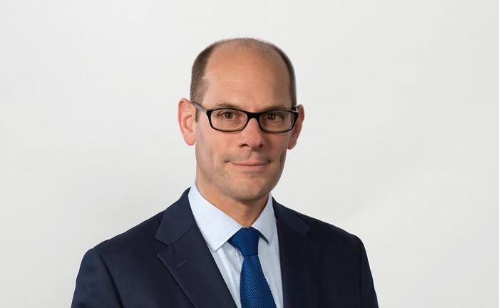 Georg Elsässer, Senior Portfoliomanager für quantitative Strategien bei Invesco, sagt