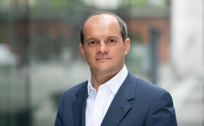Dmitry Ivanov ist Geschäftsführer der Freedom Finance Germany: Der Manager sieht große Chancen in der Müll-Wierverwertung- |© Freedom Finance