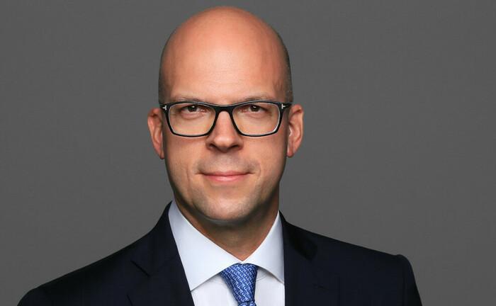 Andreas Tiedemann, langjähriger Wealth Manager der Deutschen Bank