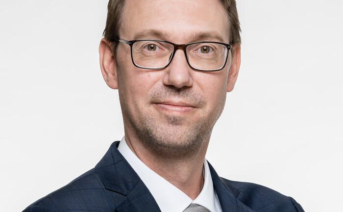 Stefan Süschetz wechselt Anfang 2022 in der Vorstand der Union Investment Real Estate in Österreich