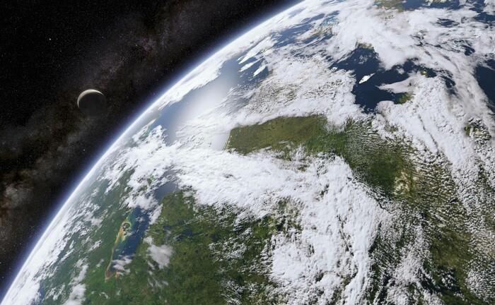 Wunderschön und in Gefahr: Unser Planet braucht Hilfe. Das sehen auch 220 Finanzunternehmen so.|© Imago Images / Ikon Images
