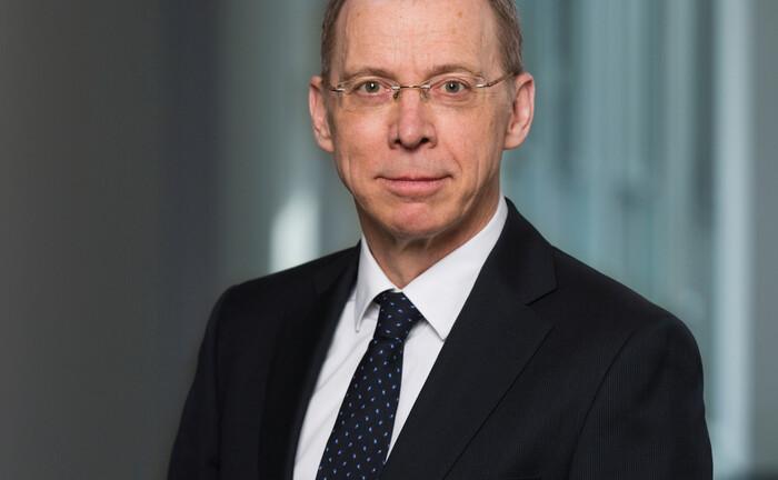 Frank Grund der Bafin-Direktor für Versicherungs- und Pensionsfondsaufsicht