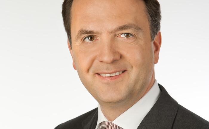 Hubertus Theile-Ochel, Geschäftsführer von Golding Capital Partners