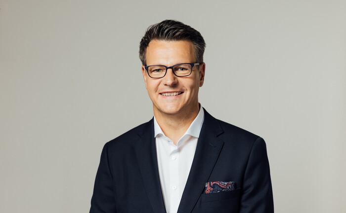 Achim Ellguth, Leiter Asset Management bei DIR Deutsche Investment Retail