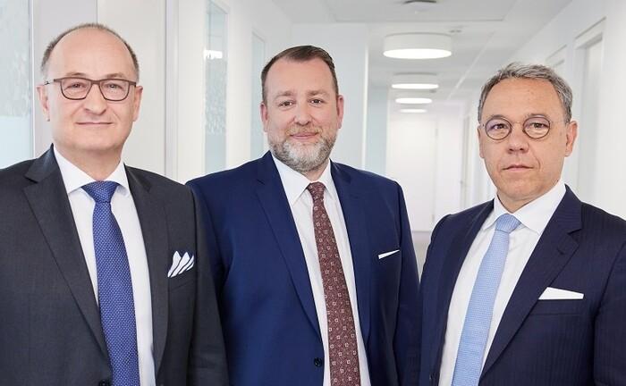So sieht der künftige Vorstand der St.Galler Kantonalbank Deutschland aus
