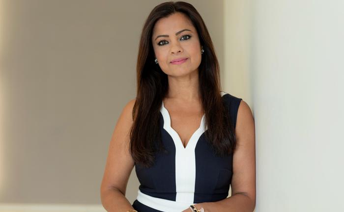 Barkha Mehmedagic von der Commerz Real: Sie ist seit 2006  Vermögensverwalter des Commerzbank-Konzerns.|© Commerz Real