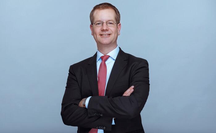 Michael Viehmann, Vorstand von Sauren Fonds-Research