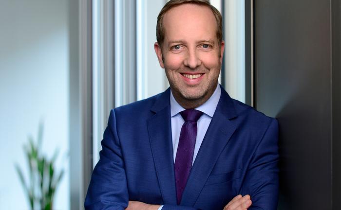 Ulrich Haeselbarth ist seit 2014 bei der Hanse Merkur