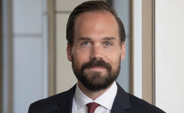 Michael Kreibich, Leiter Institutional Consulting bei Berenberg