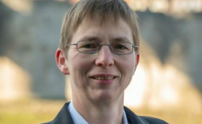 Birgit Baenitz, neue Vorständin der Würzburger Versicherung.